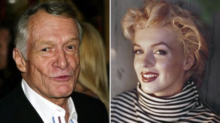 Playboy'un kurucusu Marilyn Monroe'nun yanına gömülecek