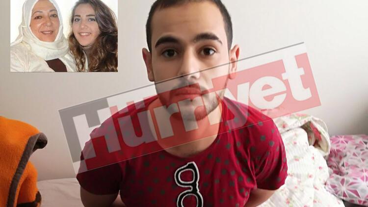Son dakika... Suriyeli anne ve kızını öldüren katil zanlısı 3 gün süren operasyonla yakalandı