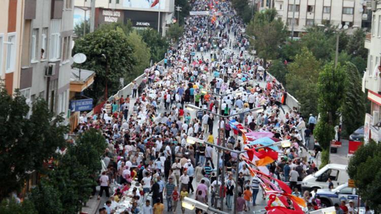 Büyük göç!... İstanbul'un 5 ilçesi yeni yerine taşınıyor...
