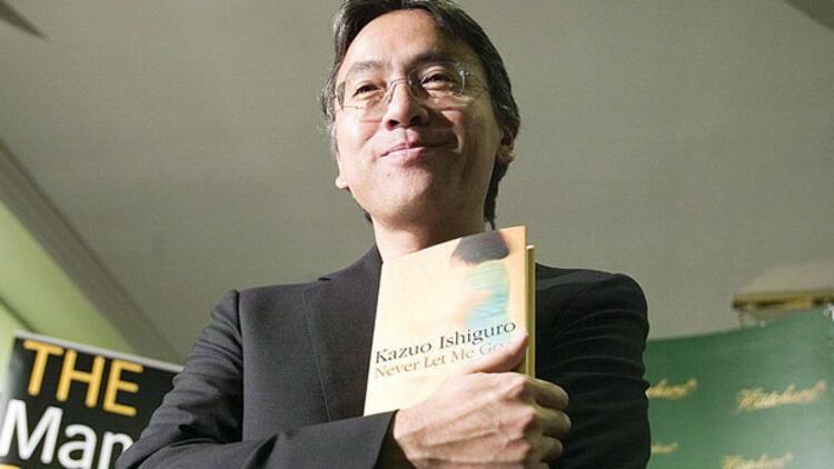 Edebiyat ödülü Ishiguro'nun