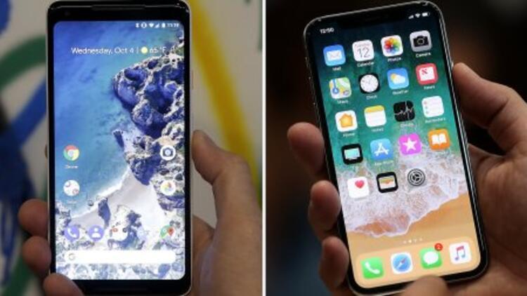 En iyisi hangisi: iPhone X mi yoksa Google Pixel 2 XL mi