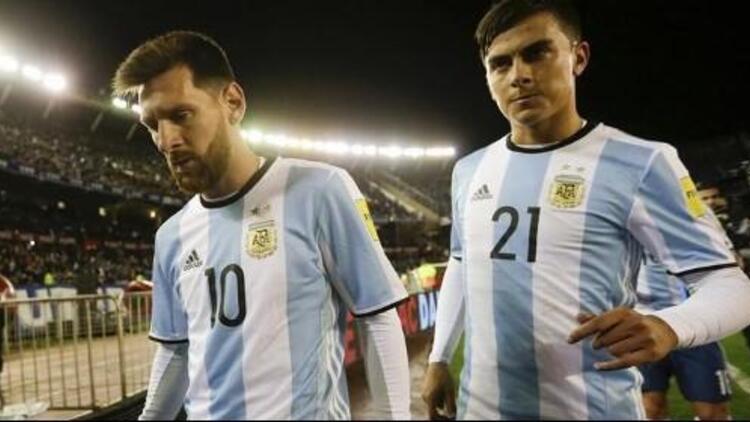 Messi bir ilke imza atabilir! Arjantin...