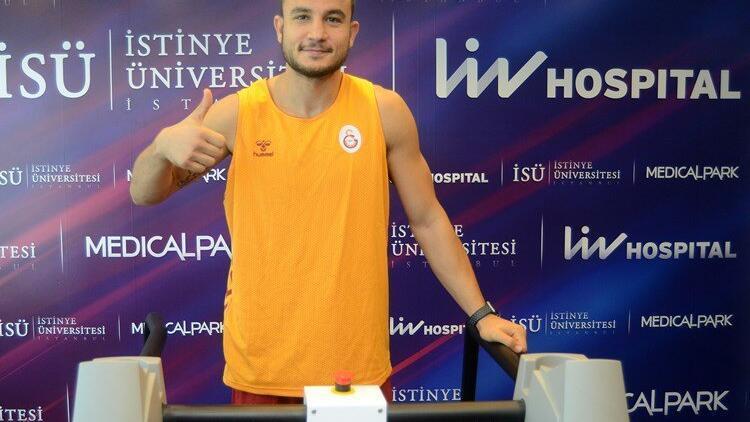 Mehmet Yağmur: Buraya oynamaya geldim