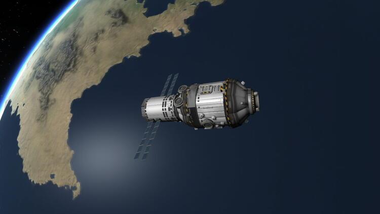 Büyük tehlike! Çin'in uydusu kontrolü kaybetti... Dünya'ya düşüyor!