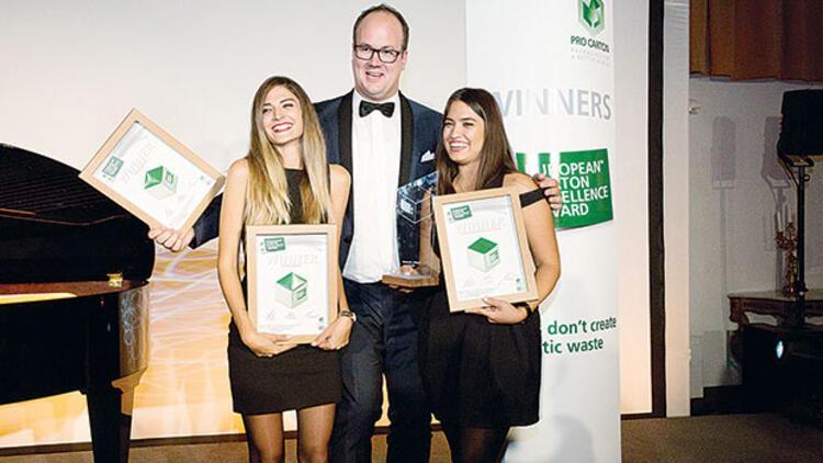 Türk şirketi Salzburg'dan iki ödülle döndü