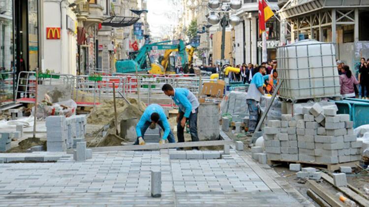 İstanbul'un kırık kalbi İstiklal Caddesi... İBB Meclis gündeminde