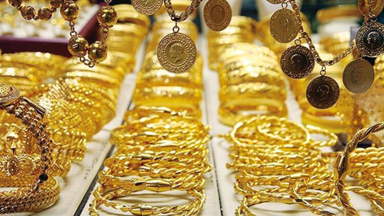 15 günde 1 ton altın geldi