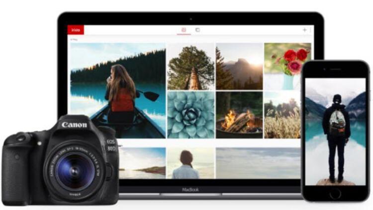 Canon'dan herkese 15 GB bedava depolama alanı!