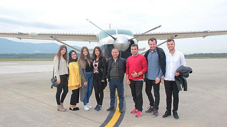 Öğrencilere özel jet turu