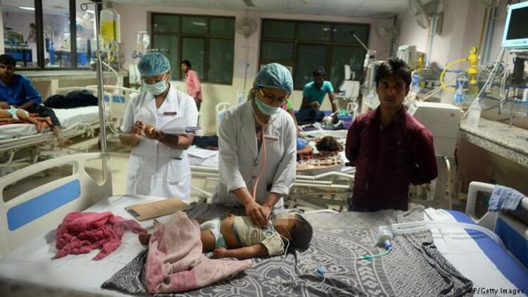 Dünyada her gün 15 bin çocuk ölüyor