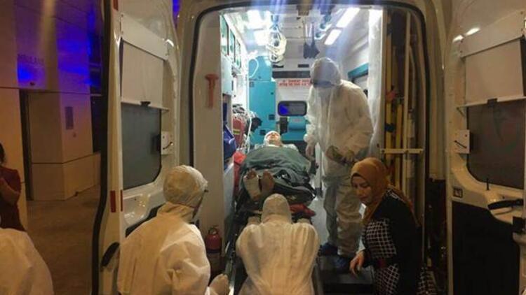 Çerkezköy'de fabrikada asit tankı devrildi: 9 yaralı