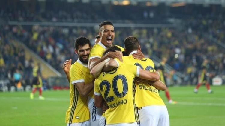Fenerbahçe'deki müthiş detay! 8 maçta...