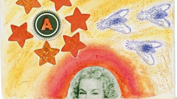 Bir ressam olarak Margaret Atwood!