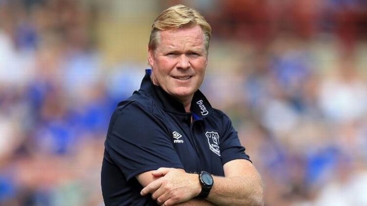 Everton, Koeman ile yollarını ayırdı