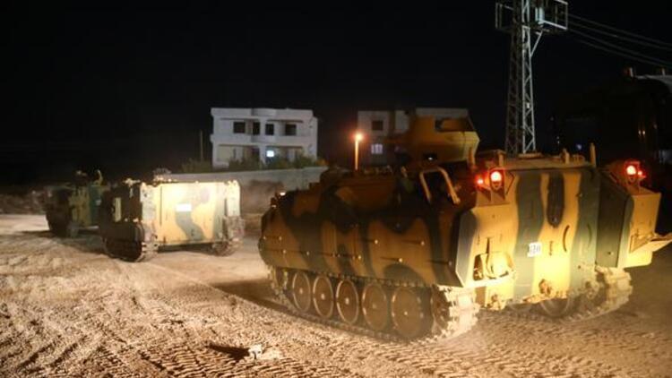 Türk askeri Simon Kalesi'ne yerleşti! Afrin için emir bekleniyor