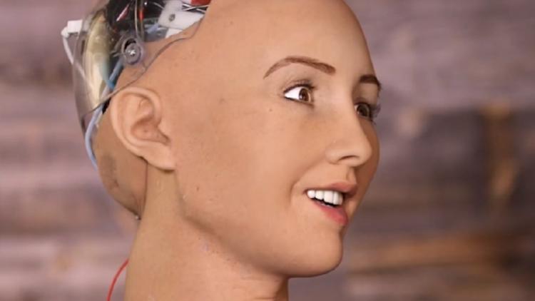 İnsansı robot Suudi Arabistan vatandaşı oldu!