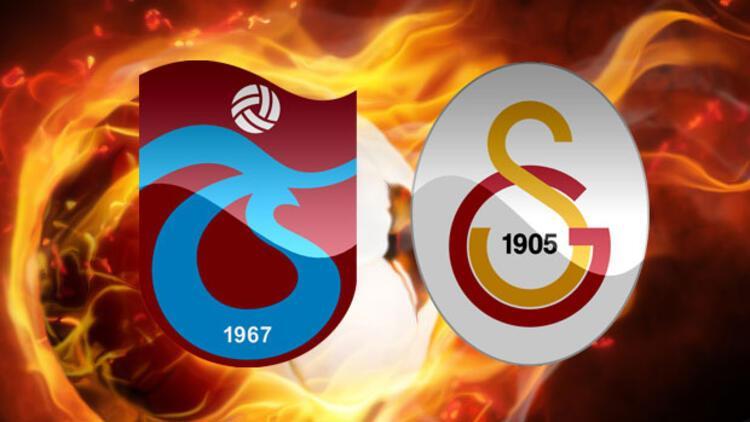 Trabzonspor Galatasaray Süper Lig maçı ne zaman saat kaçta, hangi kanaldan canlı yayınlanacak?
