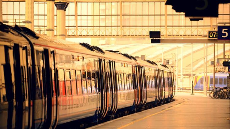 Demir İpek Yolu açılıyor... Londra'dan kalkan tren Pekin'e kadar gidebilecek