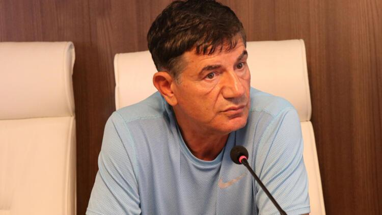 Adana Demirspor'da Giray Bulak istifa etti