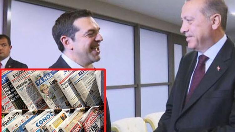 Yunanistan'da gündem Erdoğan... 65 yıl sonra bir ilk