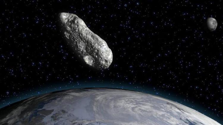 Bilinmeyen bir cisim Güneş Sistemi'nde ortaya çıktı