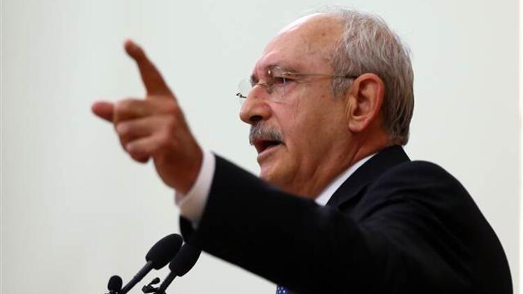 Kılıçdaroğlu: Bu yöntem mafya yöntemidir
