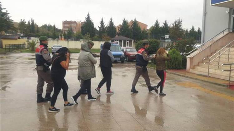 Yalova'da fuhuş operasyonu: 16 gözaltı