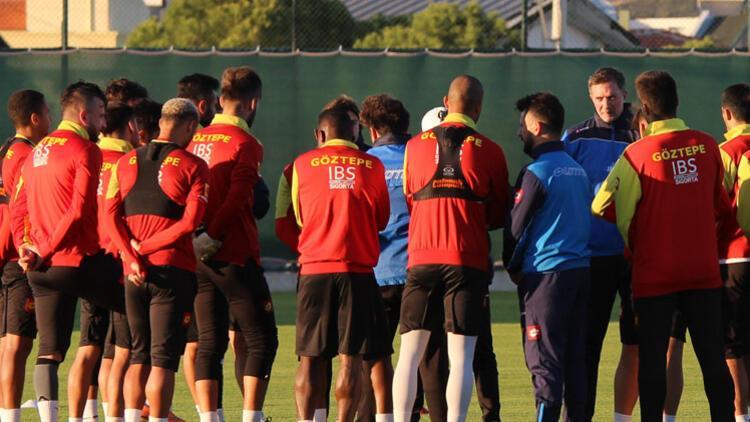 Göztepe Beşiktaş'ı ezberliyor