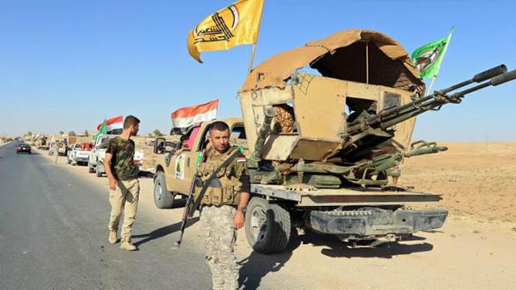 Irak'tan flaş Haşdi Şabi kararı
