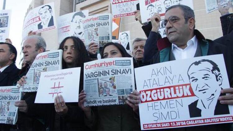 Cumhuriyet Gazetesi davasında son dakika gelişmesi: Tahliye yok