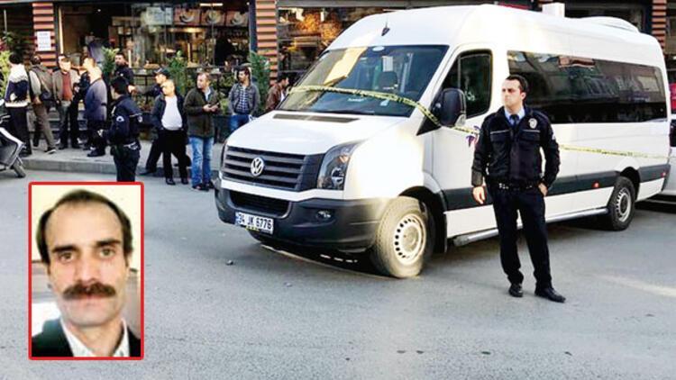 Servis şoförünü vuranlar yakalandı 24 nolu koltukta yakalandı