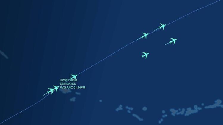Çinden ABDye 7 uçakla 300 bin iPhone taşıyorlar