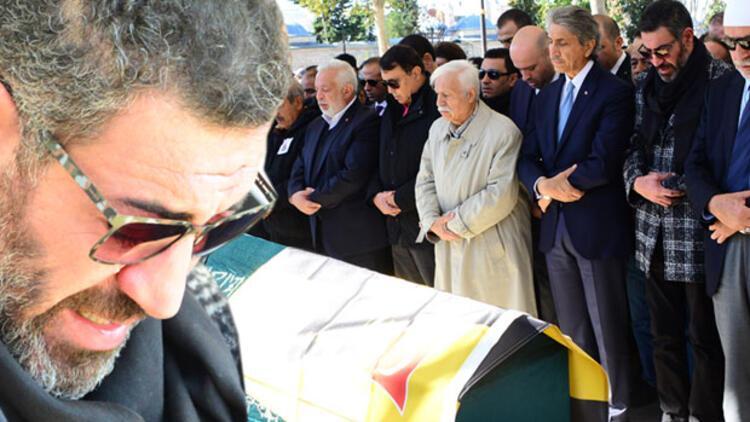 Hakan Altun, babası Hasan Altun'un cenazesinde fenalaştı