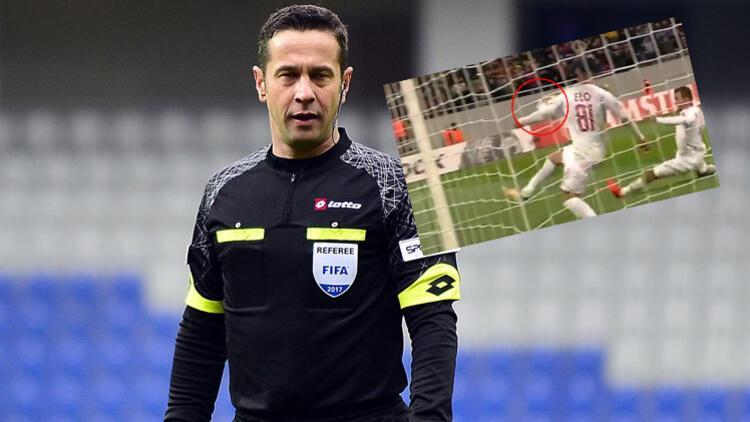 Halis Özkahya'dan UEFA Avrupa Ligi'nde skandal hata!