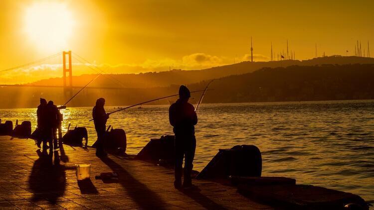 Balık bahane Boğaz şahane...