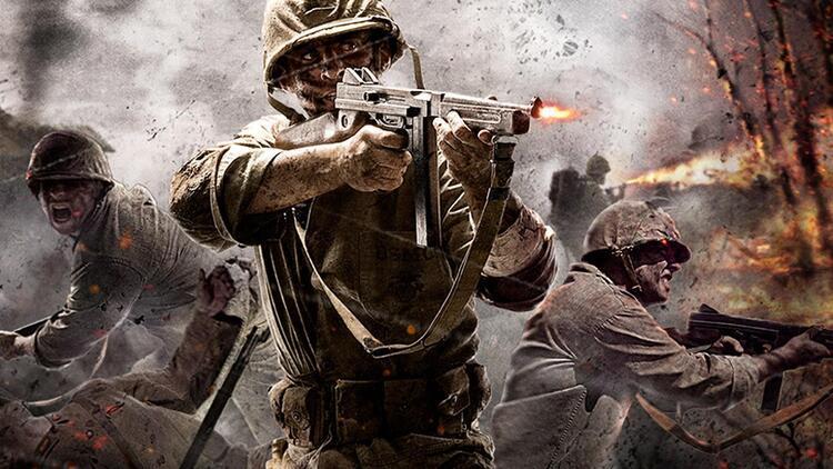 Call of Duty: WWII tanıtıldı: İşte yeni oyundan görüntüler