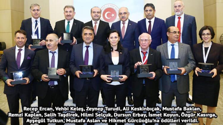 Avrupa'daki Türk girişimcilere ödül