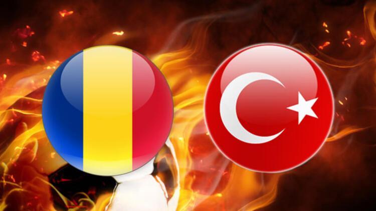 Romanya Türkiye milli maçı ne zaman saat kaçta hangi kanalda?