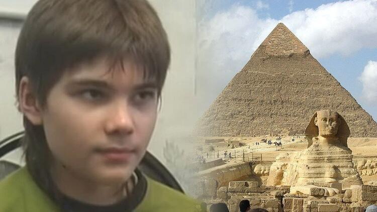 Dâhi çocuk Mars'ta yaşadığını iddia etti! Herkes şaşkına döndü