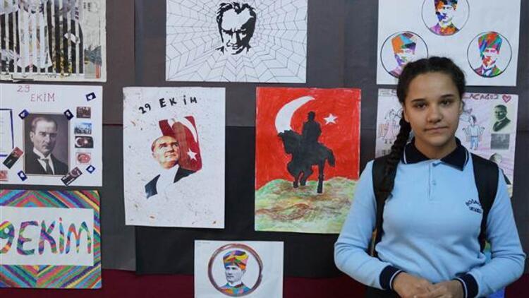 Suriyeli Hude'nin Atatürk sevgisi