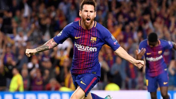 Forrest Gump Messi!