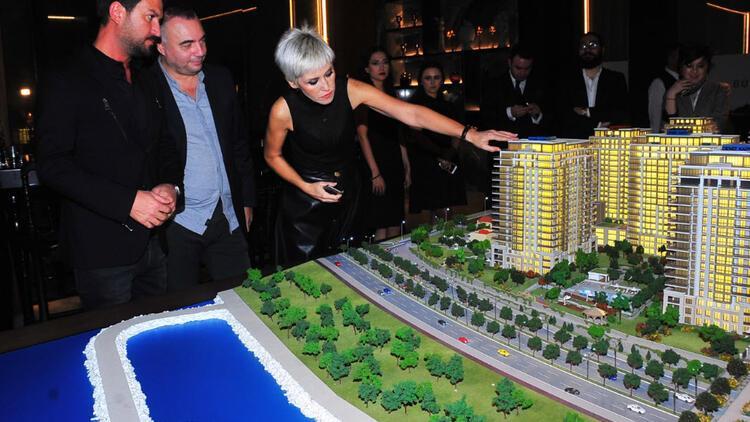 İstanbul'da ev tasarlamak için Türkiye'ye geldi