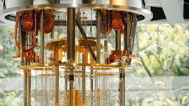 kuantum bilgisayar ile ilgili görsel sonucu