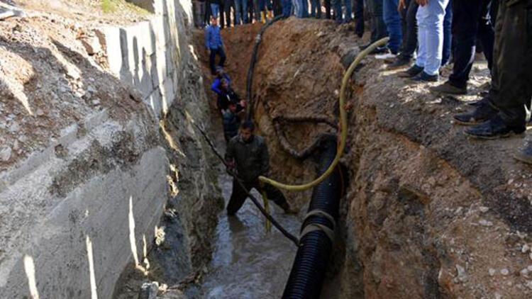 Kanalizasyon çukuruna düşen 4 yaşındaki çocuk öldü