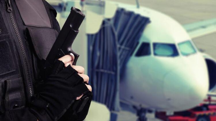 Uçaklarda yeni dönem! 'Hava polisi' geliyor
