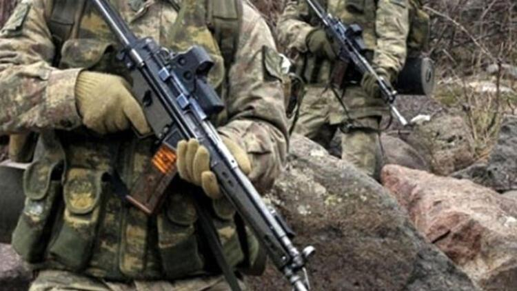 TSK: Kuzey Irak Gara bölgesinde 1 asker şehit oldu, 2 asker yaralandı