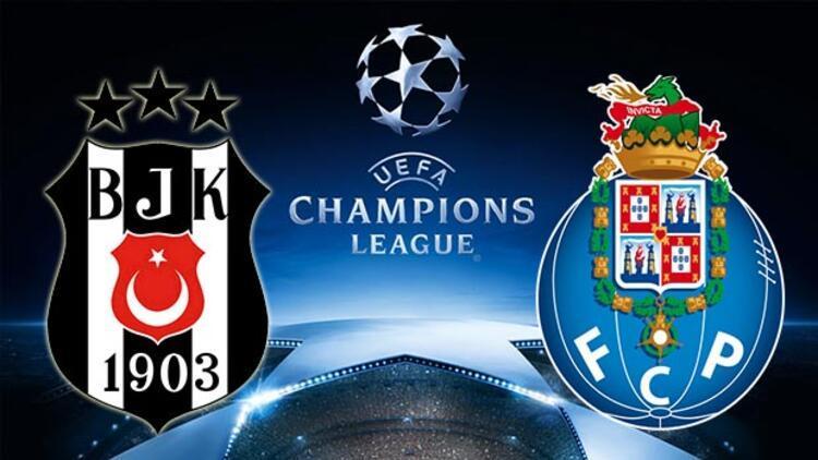 Beşiktaş Porto maçı için dikkat çeken istatistikler! Beşiktaş maçı ne zaman saat kaçta hangi kanalda?