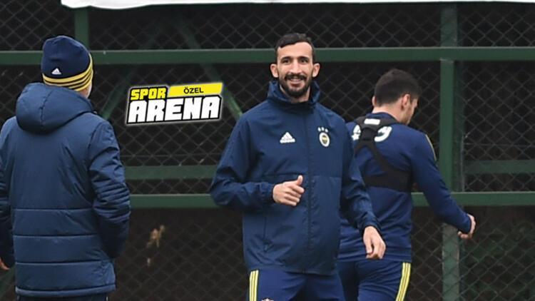 Fenerbahçe'de bahar! Mehmet Topal ve Aykut Kocaman...