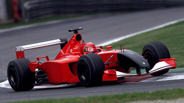 Michael Schumacher'in aracı rekor fiyata satıldı! 29 milyon...