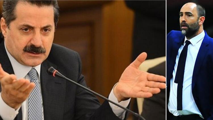 5-1'lik mağlubiyet eski Bakanı da kızdırdı